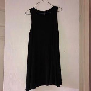 Casual Ribbed Dress
